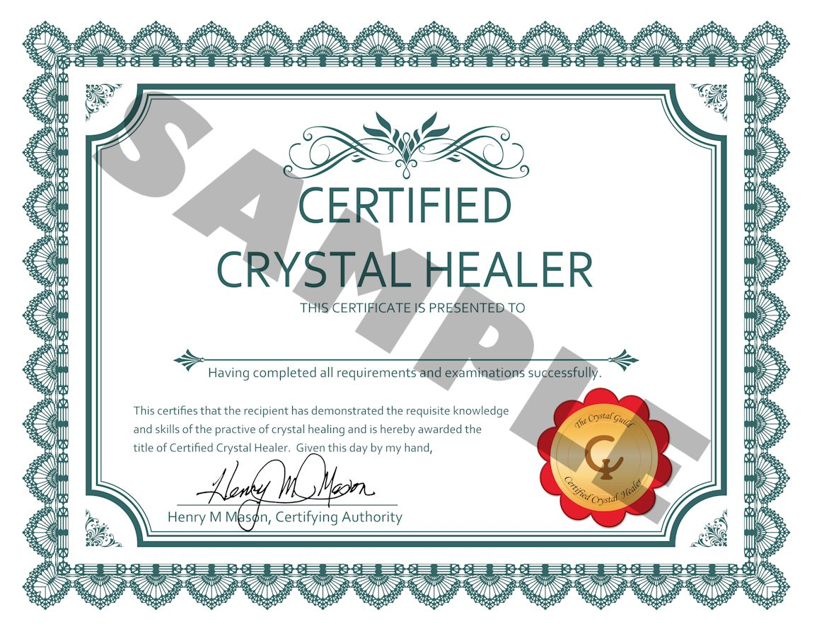 Accreditation Policy The Crystal Guild